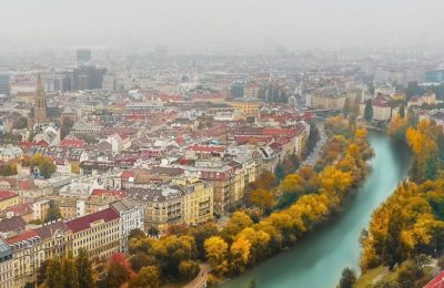 Have insight into the beautiful land of Vienna