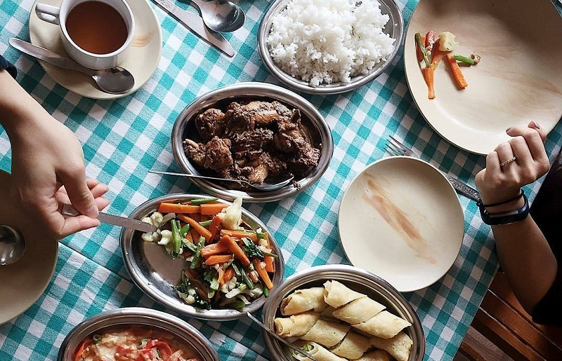 Bhutan: A roller coaster of authentic dishes