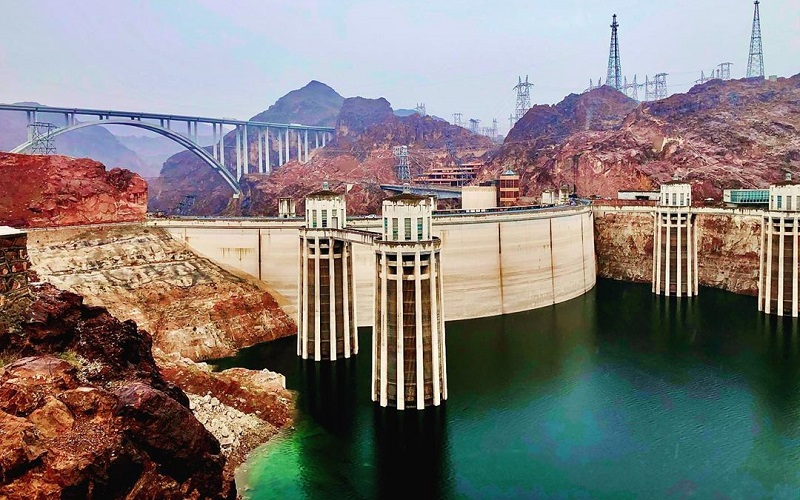 Astonishing Facts about Hoover Dam