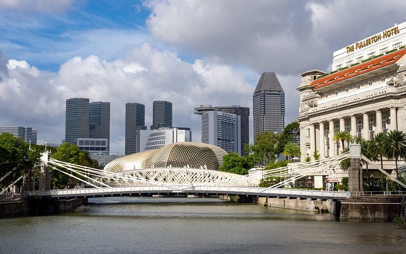 Spend quality time at the most Romantic Spots in Singapore