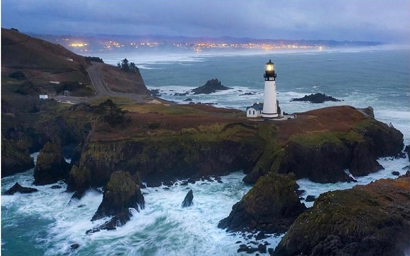 Relax In The Top Breezy Beaches Of Oregon Coast